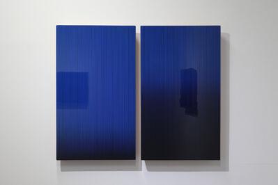 Hyun-sik Kim, 'Who likes Misty blue 1,2', 2020