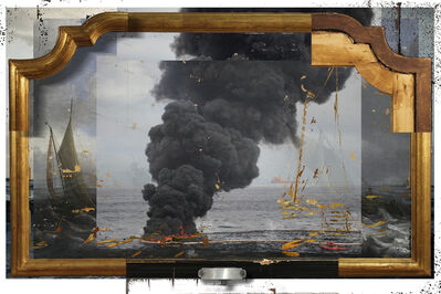 Deborah Oropallo, 'Video Frame: Oil and Water', 2018