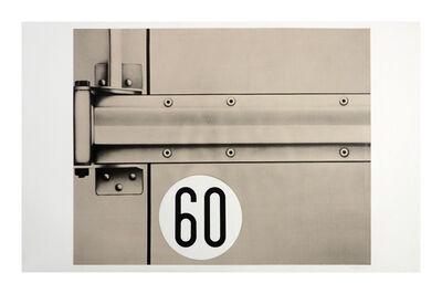 Peter Klasen, '60 km/h', 1975