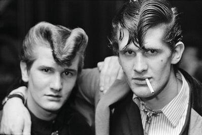 Chris Steele Perkins, 'Brothers, Red Deer, Croydon, London', 1976