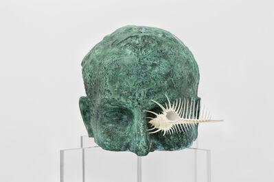 André Romão, 'Eye (shell)', 2020