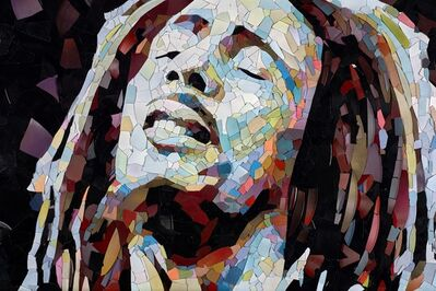 Ed Chapman, 'Bob Marley', 2019