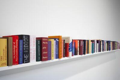 Agnieszka Kurant, 'Phantom Library (detail)', 2011-2012