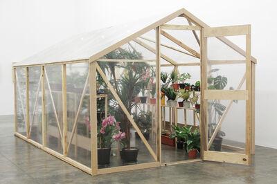Alberto Baraya, 'Green house', 2013