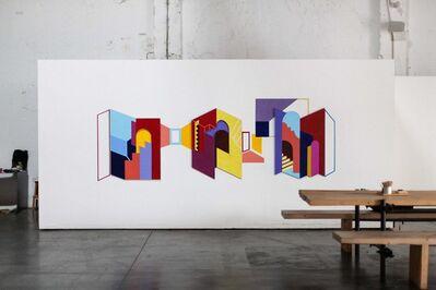 Marina Esmeraldo, 'Installation Genius Loci', 2019