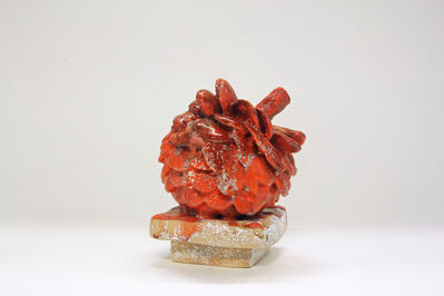 David Hicks, 'Clipping (Red Bloom)', 2020