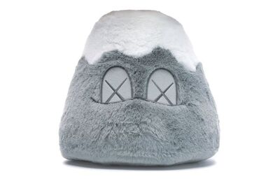 KAWS, 'Holiday Japan Mount Fuji (Grey)', 2019