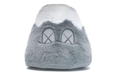 KAWS, 'Holiday Japan Mount Fuji (Grey)', 2019