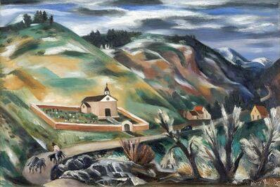 B. J. O. Nordfeldt, 'Pecos Valley', 1937