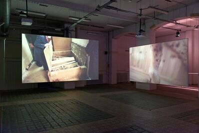 Petrit Halilaj, 'July 14th? (Installation view)', 2013