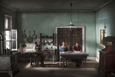 Richard Tuschman, 'Working Morning', 2014
