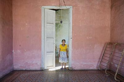 Jeffrey Milstein, 'Woman in Door, Trinidad Cuba', 2004