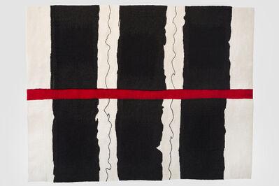 Jacy Wall, ''Big Stripes'', 2017