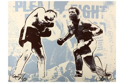 FAILE, 'Fight Vanity', 2008