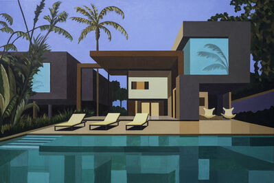 Andy Burgess, 'Tropical House', 2019