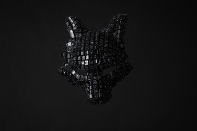 Maurice Mbikayi, 'Mask of Heterotopia 1', 2018