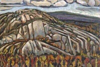 Edward Bear Miller, 'Batholith Ablaze', 2011
