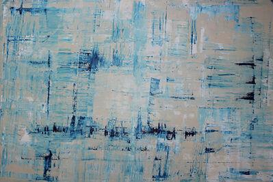 "Jacqueline Jandrell, '""Untitled 5"" - Acrylic on Canvas', 2017"