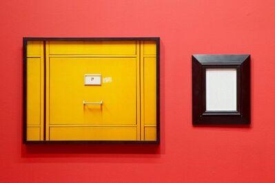 Sophie Calle, 'Purloined : Lucian Freud, Francis Bacon's Portrait / Tableaux dérobés : Lucian Freud, Portrait de Francis Bacon', 1998-2013