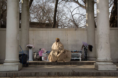 Nona Faustine, 'Demeter's Morning Prospect Park Brooklyn', 2019