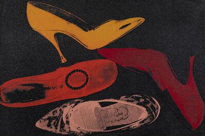 Andy Warhol, 'Diamond Dust Shoe (FS II.253)', 1980