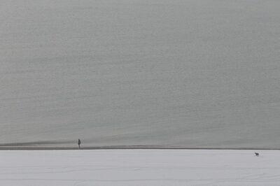 Tomio Seike, 'Overlook, 15-5345, Brighton', December 2010