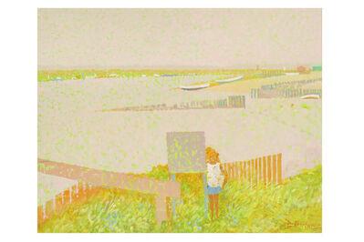 Lionel Bulmer, 'On the Blythe'