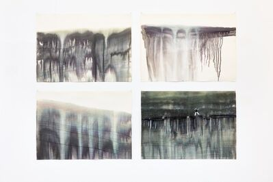 Mária Chilf, 'Foreseeing the Road 1-4', 2019