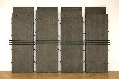 Giuseppe Uncini, 'Architetture n.202', 2005