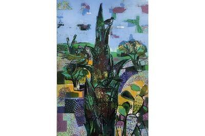 David Gerstein, 'Cypress', 2019
