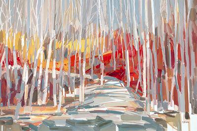 Josef Kote, 'A Walk in the Shadows', 2017