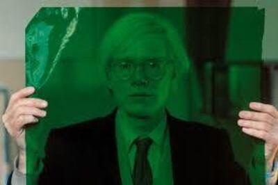 Thomas Hoepker, 'Andy Warhol Green', 1981