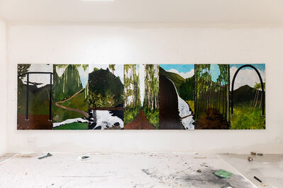 Richard Lewer, 'Seven days to Kokoda', 2018