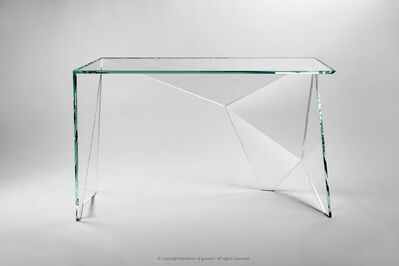 Barberini & Gunnell, 'Origami Slim', 2019