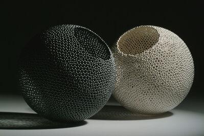 David Huycke, 'Pearl Globe', 2003