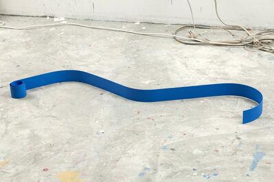 Ana Elena Garuz, 'Blue Ribbon No.2', 2016