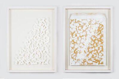 Nitzan Mintz, 'Goodbye Letter (Diptych)', 2013