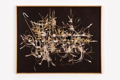 Georges Mathieu, 'Chemins d'Ariane', 1970