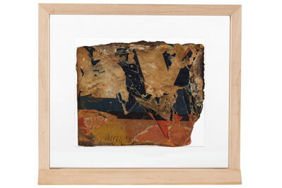 Wolf Vostell, 'dé-coll/-age', 1958