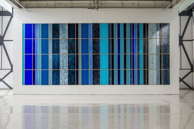 Sofía Táboas, 'Azul Extensivo', 2016