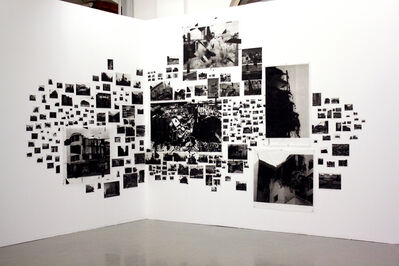 Arturo Hernández Alcázar, 'Geometry of Collapse (New World Disorder)', 2013-2014