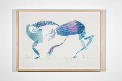 Wael Shawky, 'Cabaret Crusades Drawing #303', 2018