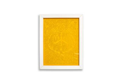 Mike Perry, 'Flowering Peace (Orange)', 2017