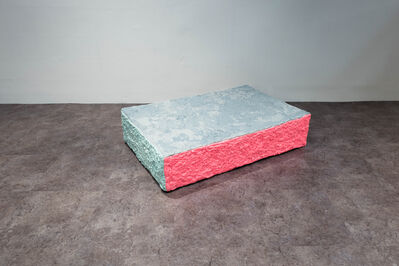 Kim Sang Hoon, 'Foam Series_Sofa Set_Stool/Divider', 2018