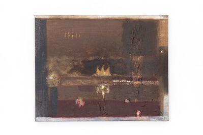 Merlin James, 'Night Window', 2017-18