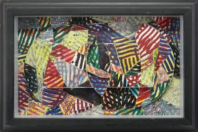 Sam Gilliam, 'Shadow Box', 1987
