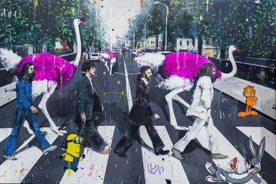 Angelo Accardi, 'The Beatles ', 2019