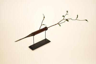 Bunpei Kado, 'A memory of the wild - Chisel', 2013