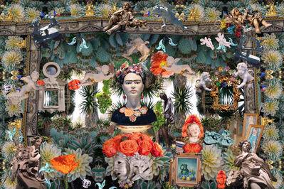 Gwen Adler, 'Porcelain Frida2', 2018