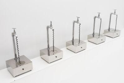 Lugán, ' Five Sound Taps ', 1973-1974